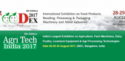 India Foodex i AgriTech India 2017